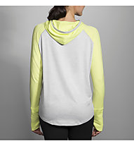 Brooks Dash Hoodie - Kapuzenpullover Running - Damen, Yellow