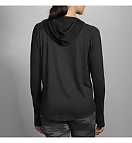 Brooks Dash Hoodie - Kapuzenpullover Running - Damen, Black