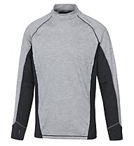 Brooks Dash Long Sleeve Laufshirt Langarm Herren, Grey/Black
