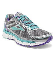 Brooks Defyance 9W Neutrallaufschuh Damen, Anthracite/Light Blue