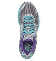 Brooks Defyance 9 scarpe running donna, Anthracite/Light Blue