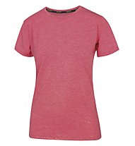 Brooks Distance Short Sleeve W - maglia running donna, Light Red