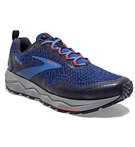 Brooks Divide - scarpe trail running - uomo, Blue/Blue