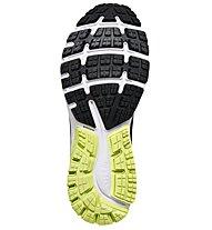 Brooks Ghost 10 GTX - Neutraler Laufschuh GORE-TEX - Herren, Black/Yellow