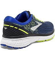 Brooks Ghost 11 - Laufschuh Neutral - Herren, Black/Blue