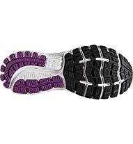 Brooks Ghost 12 - scarpe running neutre - donna, Black/Pink