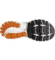 Brooks Ghost 12 - Laufschuhe Neutral - Herren, Black/Orange