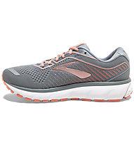 Brooks Ghost 12 - scarpe running neutre - donna, Grey/Orange