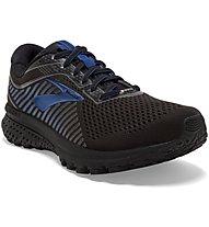 Brooks Ghost 12 GTX - scarpe running neutre - uomo, Black/Blue