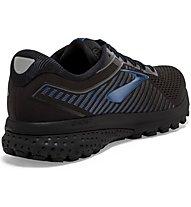Brooks Ghost 12 GTX - Laufschuhe Neutral - Herren, Black/Blue