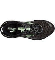 Brooks Ghost 12 GTX - Laufschuhe Neutral - Damen, Black/Green