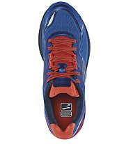 Brooks Ghost 8 - scarpe running, Light Blue/Orange