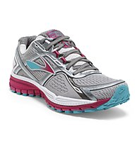 Brooks Ghost 8 Frauen, Metallic/Rose