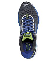 Brooks Ghost 9 Neutral-Laufschuh Herren, Grey/Blue