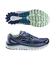 Brooks Glycerin 12 donna, Blue Print/Patina Green