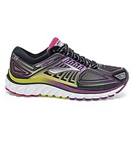 Brooks Glycerin Frauen, Black/Hyacinth Violet/V.Pink