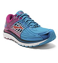 Brooks Glycerin 14 W Neutral Laufschuh Damen, Blue/Pink