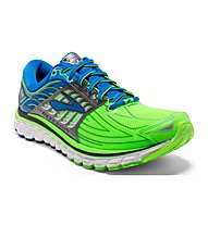 Brooks Glycerin 14 Neutral-Laufschuh Herren, Green/Blue
