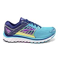Brooks Glycerin 14 W Neutral-Laufschuh Damen, Light Blue/Blue