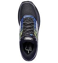 Brooks Glycerin 15 - Neutral-Laufschuh - Herren, Black/Blue