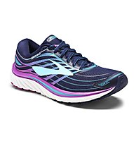 Brooks Glycerin 15 W - Neutral-Laufschuh - Damen, Blue/Violet