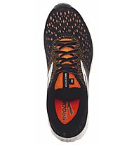 Brooks Glycerin 16 - Laufschuhe Neutral - Herren, Black/Orange