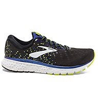 Brooks Glycerin 17 - Laufschuhe Neutral - Herren, Black/Blue