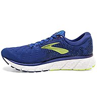 Brooks Glycerin 17 - scarpe running neutre - uomo, Blue/Yellow