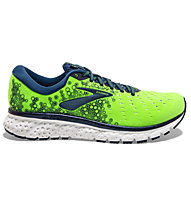 Brooks Glycerin 17 - Laufschuhe Neutral - Herren, Green/Blue