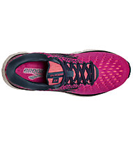 Brooks Glycerin 17 - Laufschuhe Neutral - Damen, Pink/Blue