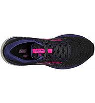 Brooks Glycerin 19 - Neutrallaufschuh - Damen, Black/Pink