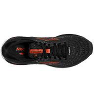 Brooks Glycerin 19 GTS - scarpe running stabili - uomo, Black/Red