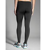 Brooks Go To Tight W - pantaloni running donna, Black
