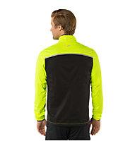 Brooks Infiniti Jacket Laufjacke Herren, Yellow