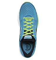 Brooks Launch 3 Neutral-/Wettkampflaufschuh Männer, Blue/Green