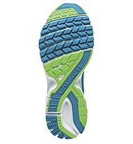 Brooks Launch 3 - scarpe running - uomo, Blue/Green