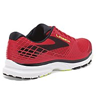 Brooks Launch 3 scarpa running, Red/Black