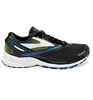Brooks Launch 4 - neutraler Laufschuh - Herren, Black/Blue