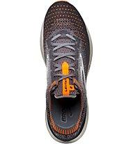 Brooks Levitate 2 - Laufschuh Neutral - Herren, Grey/Orange