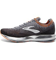 Brooks Levitate 2 - scarpe running neutre - uomo, Grey/Black/Orange