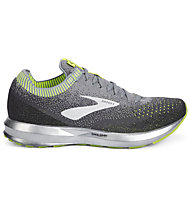Brooks Levitate 2 - scarpe running neutre - uomo, Grey/Black/Yellow