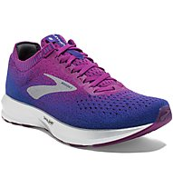 Brooks Levitate 2 - scarpe running neutre - donna, Purple/Pink