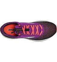 Brooks Levitate 2 W - Laufschuh Neutral - Damen, Pink/Black