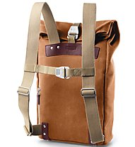 Brooks England Pickwick Day Pack 15l - Fahrradrucksack, Brown