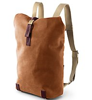 Brooks England Pickwick Day Pack 12l - zaino daypack, Brown