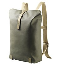 Brooks England Pickwick Day Pack 15l - Fahrradrucksack, Green