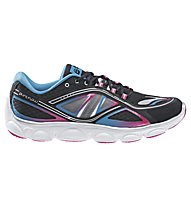 Brooks Pureflow 3 Girls - neutraler Laufschuh - Kinder, Black/Raspberry Sorbet/Blue J.