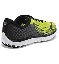 Brooks Pureflow 5 M - Herrenlaufschuh, Black/Yellow