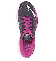 Brooks Pureflow 5 - scarpa running donna, Anthracite/Pink Glow