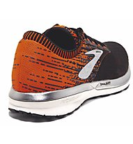 Brooks Ricochet - Laufschuh Neutral - Herren, Black/Orange
